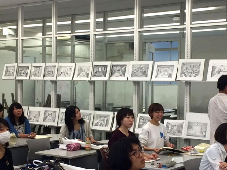 20151015_hp_kobara_作品陳列と学生