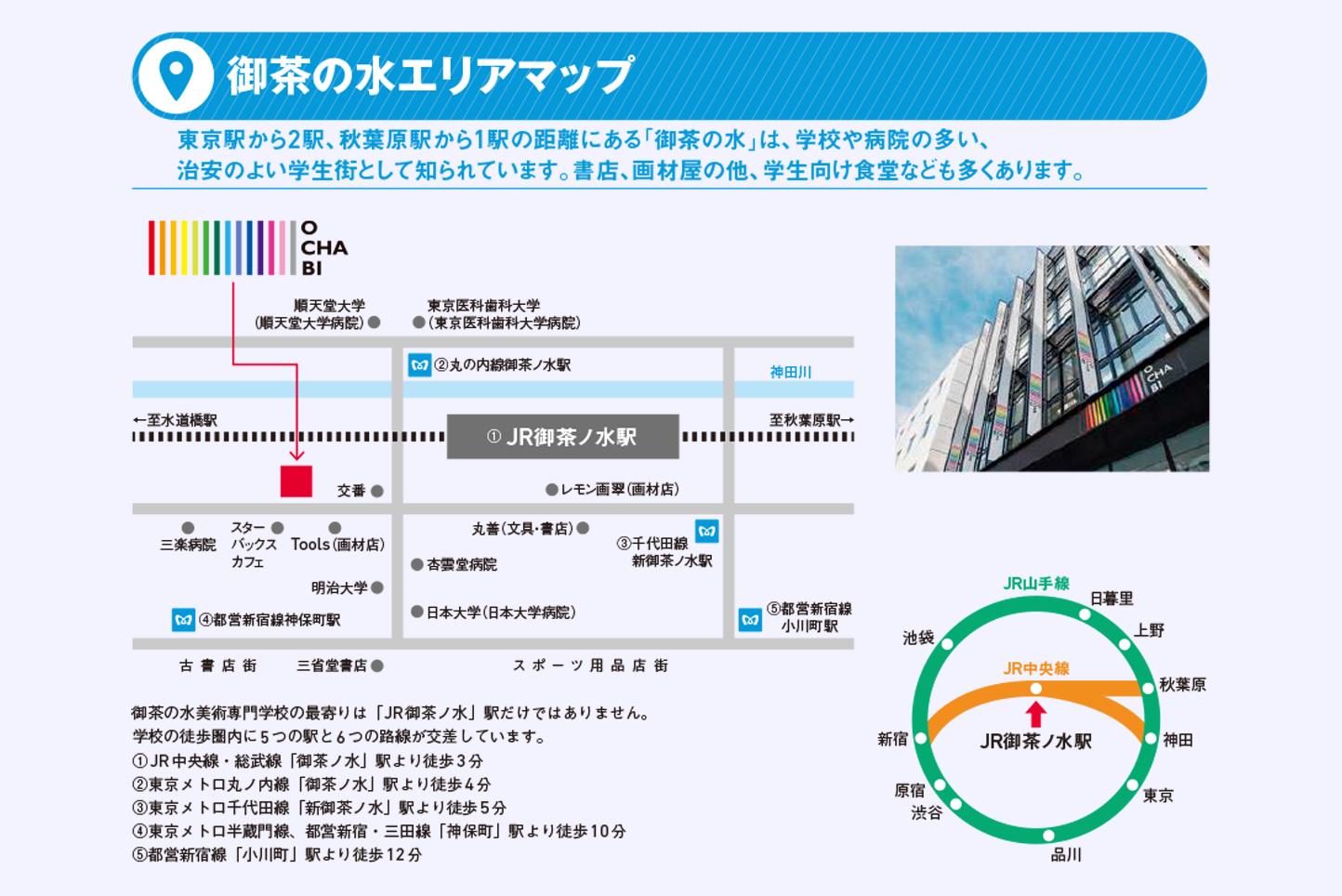 2021_御茶ノ水エリアマップ