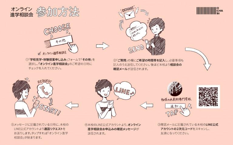 LINEオンライン進学相談会_1226